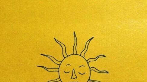 Sunflower Wallpaper With Quote ʟᴜᴄɪғᴇʀ