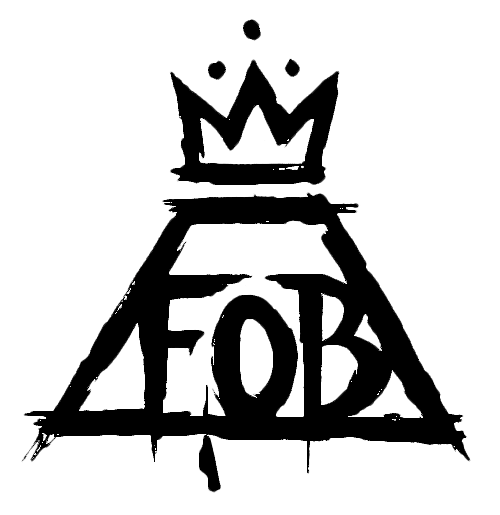 Fall Out Boy Symbol Wallpaper My Chemical Romance Logo Coloring Pages Coloring Pages