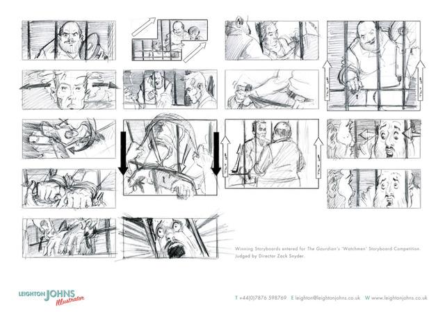 storyboard comics Tumblr