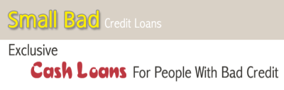 Get Some instant Money For Small purposes | Small Bad Credit Loans