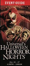 Halloween Horror Nights 17 Downloadable Guidemap