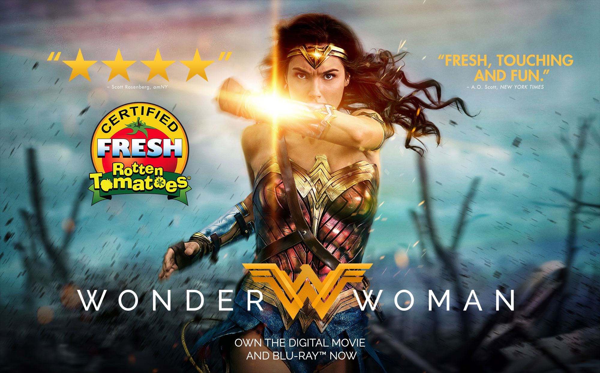 Download Wallpaper Superman 3d Wonder Woman Official Movie Site Own The Digital Movie Now