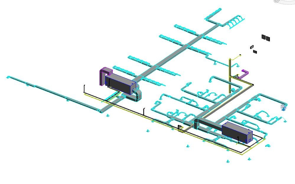 Sample hvac guide 3D model - TurboSquid 1163653