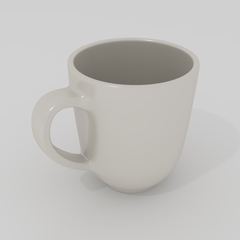 Large Of 3d Coffee Mug