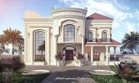 New classic villa 3D model - TurboSquid 1171041