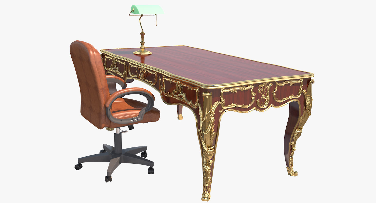 Classic Table Office Classic Office Table