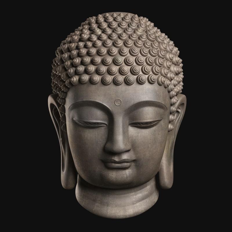 Hd Wallpaper Gautam Buddha Buddha Head Max