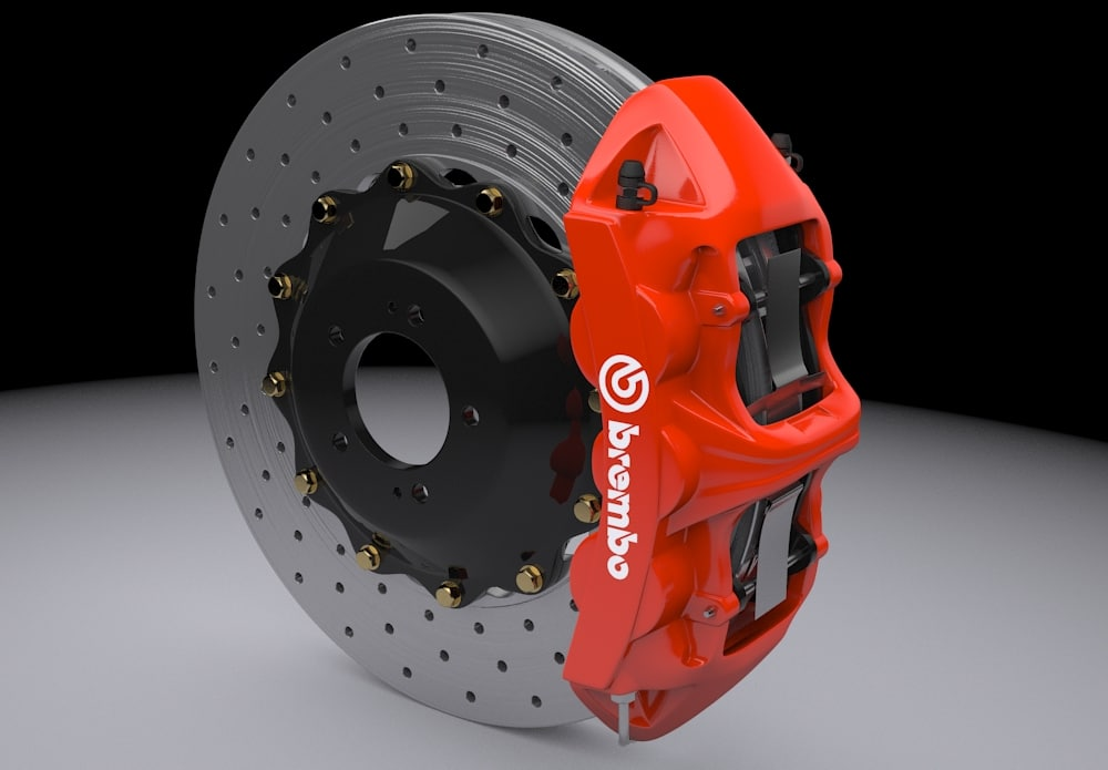 3d Modeling Wallpaper Solidworks Brembo Brake Disc 3d Model