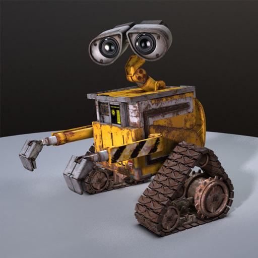 3d Modeling Wallpaper Solidworks Free Rigged Wall E 3d Model