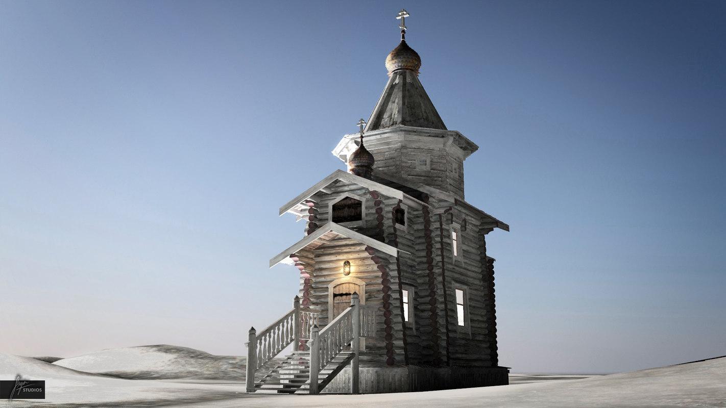 Clock Tower 3d Live Wallpaper Dxf Trinity Church Antarctica