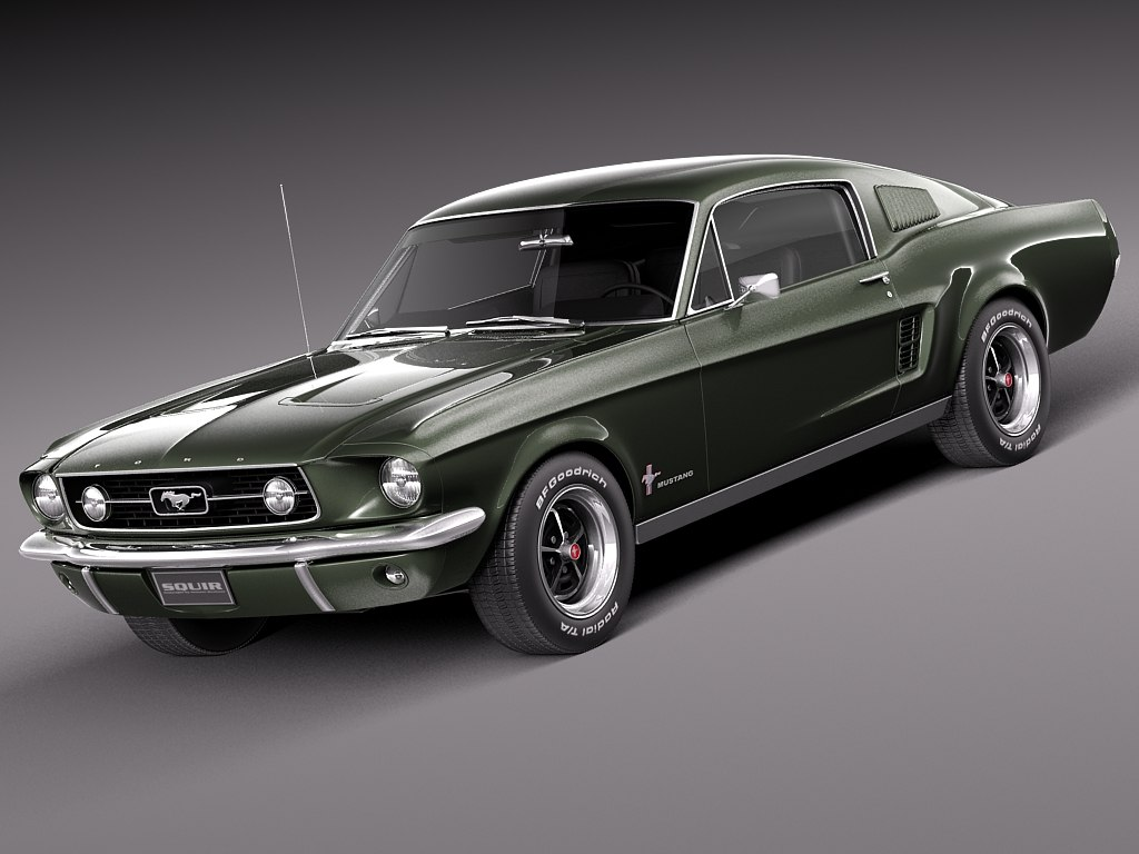 Voltes V Wallpaper Hd 3d Max 1967 Mustang Fastback