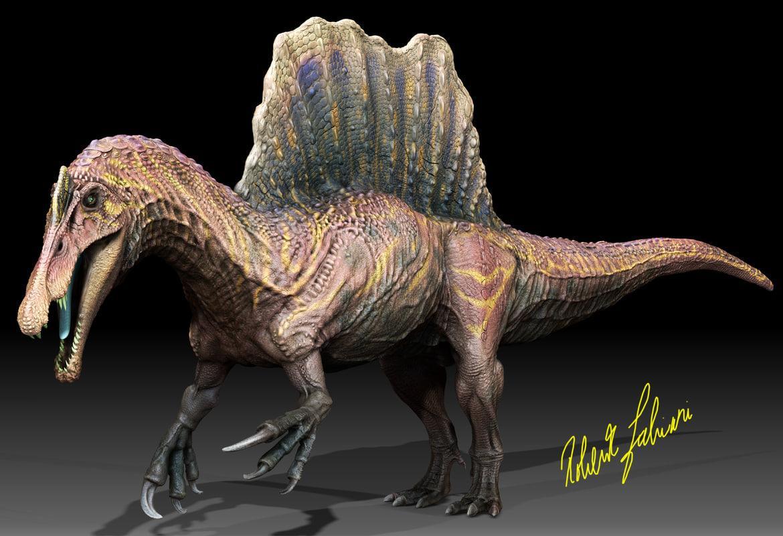 Dinosaur 3d Live Wallpaper 3d Spinosaurus Spino