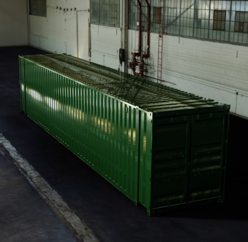 30 Fuß Container - 45ft Iso Shipping Container Dwg