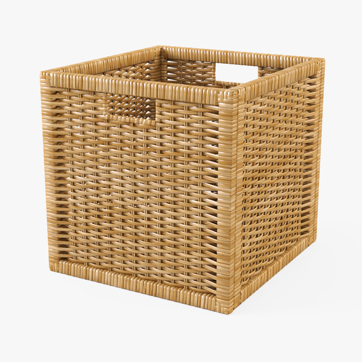Rattan Ikea Rattan Basket Ikea Branas Natural Color