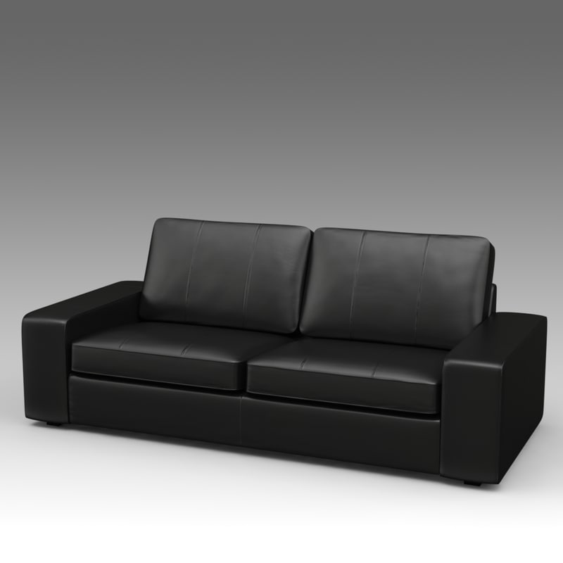 Kivik Sofa Leather Sofa Kivik Ikea