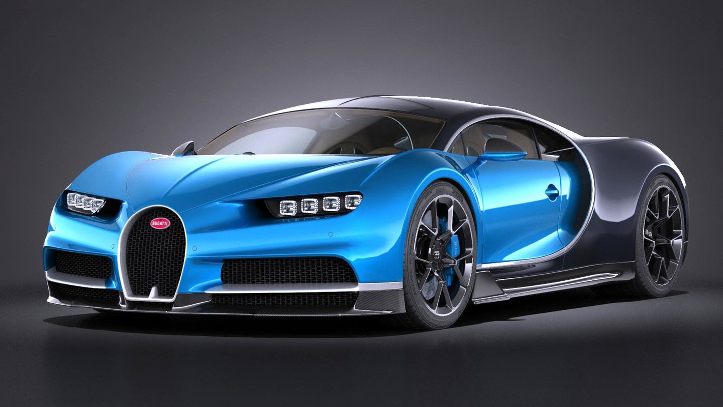 Golden State Warriors Wallpaper Hd 3d Model Of Bugatti Chiron 2017