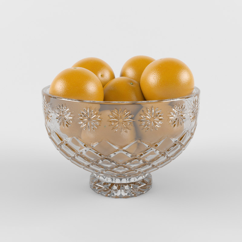 Bowl For Fruit Crystal Bowl For Fruits