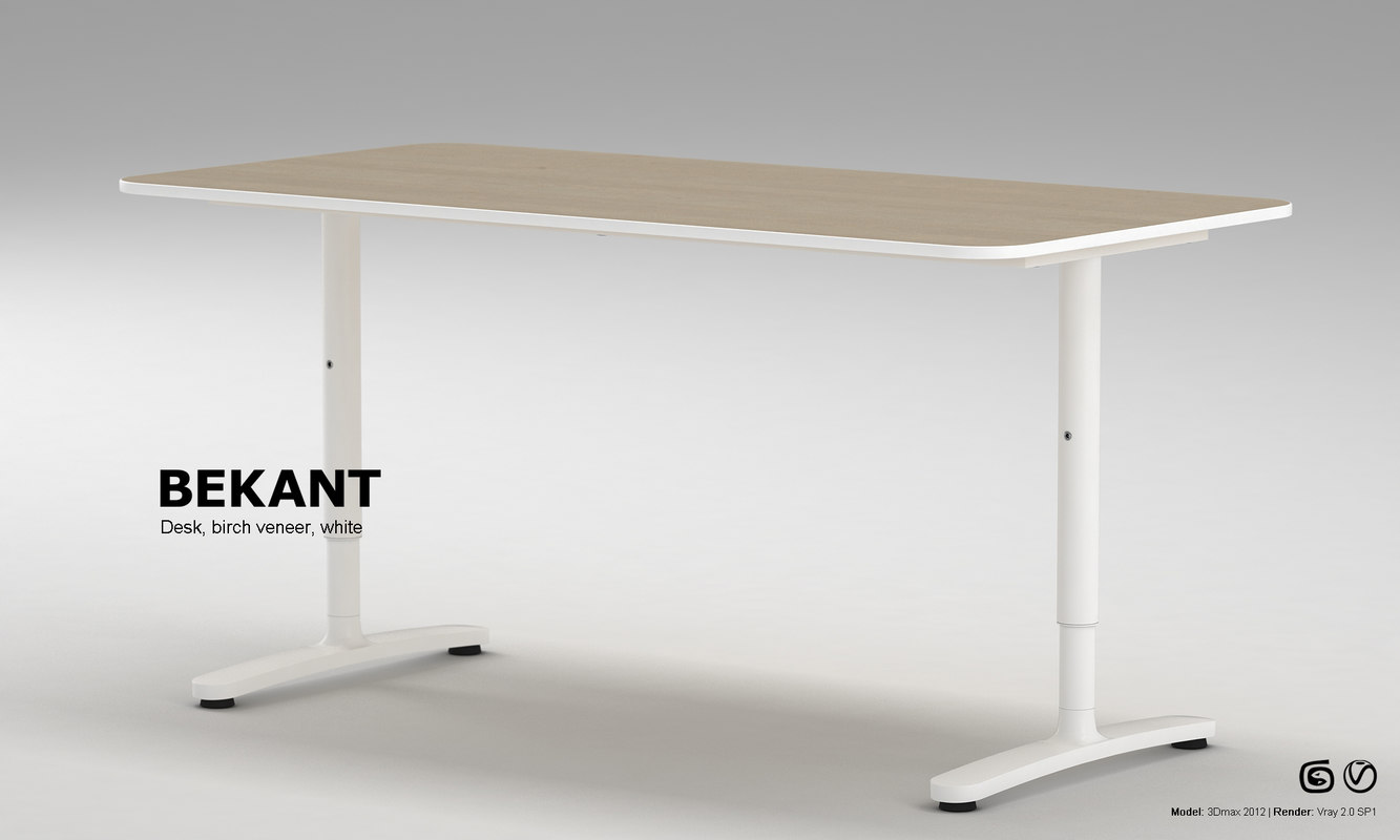 Ikea Table Ikea Bekant Desk