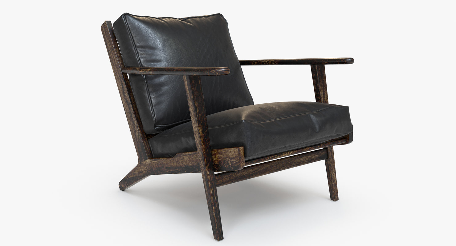 Leather Lounge Brooks Leather Lounge Chair