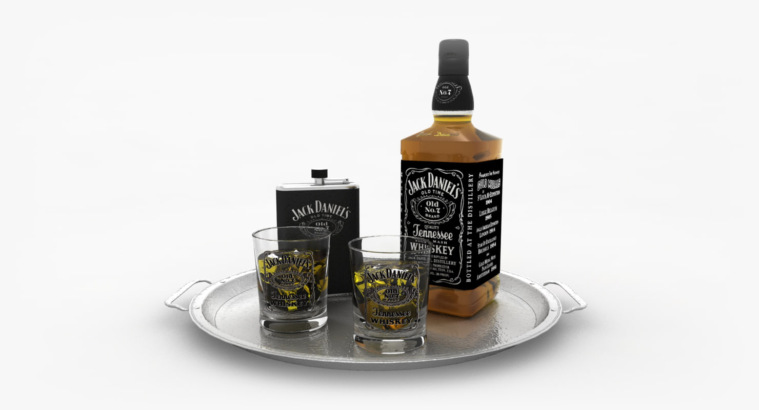 Whiskey Set Jack Daniels Whiskey Set