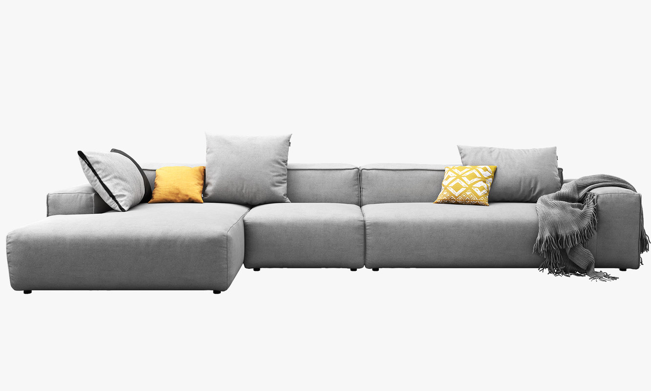 Rolf Benz Couch Rolf Benz Freistil 175 Modular Sofa Set 2