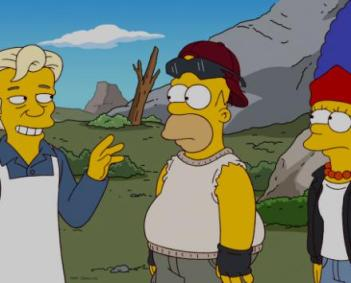 Watch Simpsons - At Long Last Leave Online S23E14
