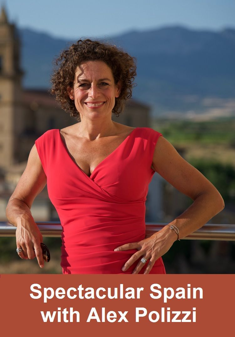 Fridays Menu Spectacular Spain With Alex Polizzi | Tvmaze