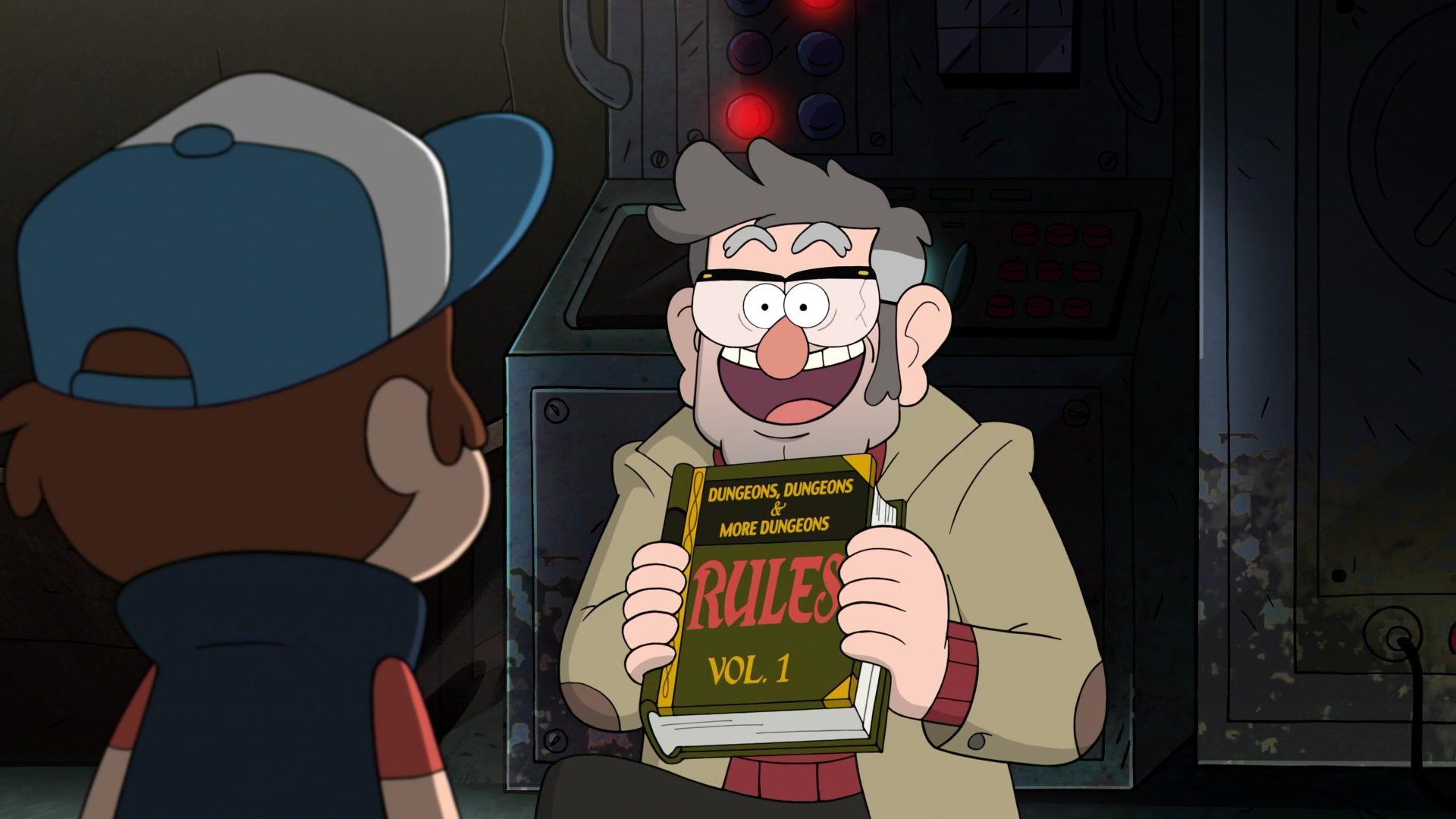 Gravity Falls Dipper And Wendy Wallpaper Dungeons Dungeons Amp More Dungeons Gravity Falls S02e13