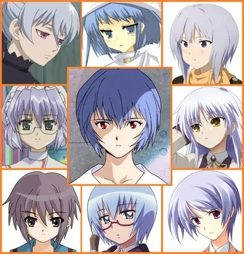 The Yellow Wallpaper Quotes And Analysis Rei Ayanami Expy Tv Tropes