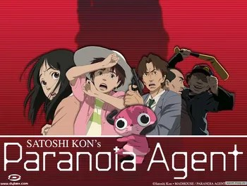 Thankful Wallpaper Quotes Paranoia Agent Anime Tv Tropes