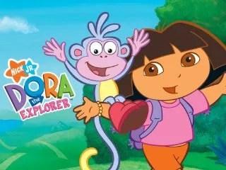 Dora The Explorer Western Animation Tv Tropes