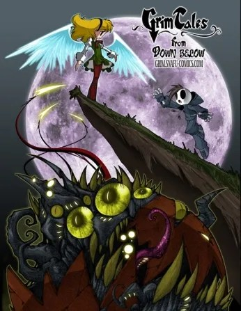 Fusion Fall Wallpaper Hd Grim Tales From Down Below Webcomic Tv Tropes