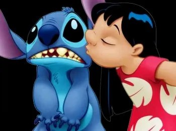 Cute Stitch Wallpaper Quotes A Boy And His X Image Links Tv Tropes