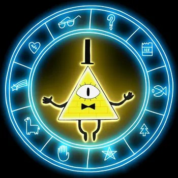 Gravity Falls Bill Cipher Wallpaper Hd Gravity Falls Bill Cipher Characters Tv Tropes