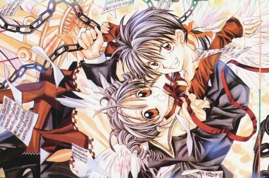 I Love Anime Wallpaper Full Moon O Sagashite Manga Tv Tropes