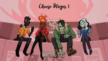 The Yellow Wallpaper Quotes And Analysis Monster Prom Characters Tv Tropes