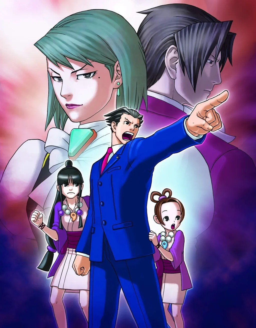 How To Make Live Wallpaper Work Iphone X Phoenix Wright Ace Attorney Visual Novel Tv Tropes