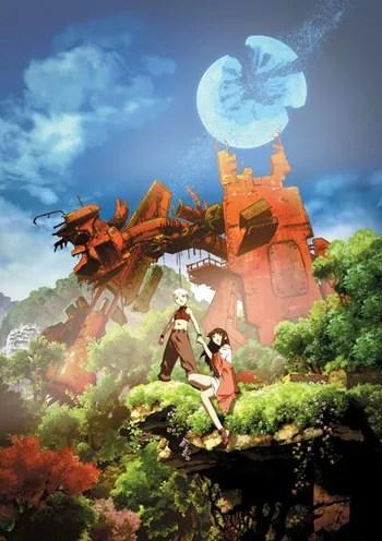 I Love You Animation Wallpaper Origin Spirits Of The Past Anime Tv Tropes