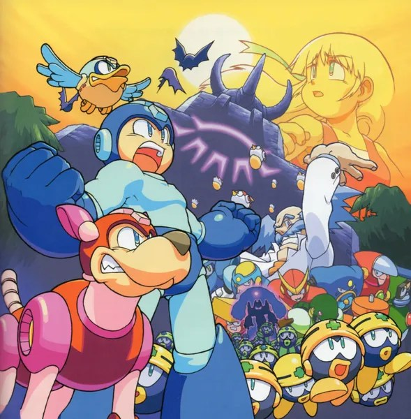 The Yellow Wallpaper Analysis Quotes Super Adventure Rockman Video Game Tv Tropes
