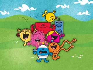 The Yellow Wallpaper Analysis Quotes The Mr Men Show Western Animation Tv Tropes