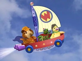 The Yellow Wallpaper Analysis Quotes Wonder Pets Western Animation Tv Tropes
