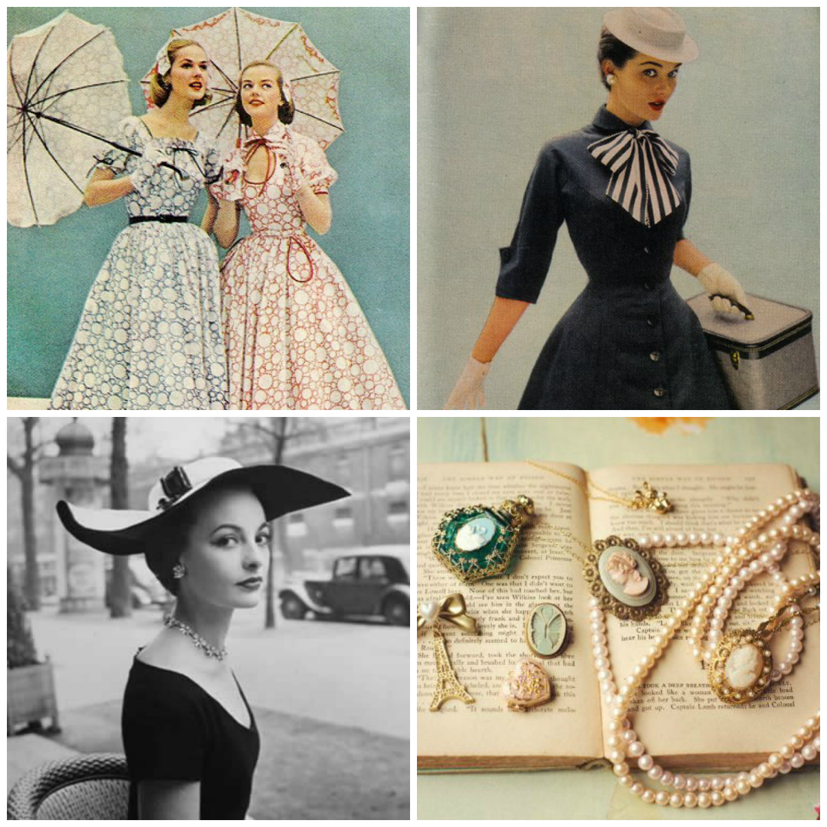Vintage Look Vintage Look Fashion – Fashion Dresses
