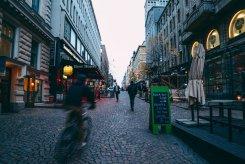 Helsinki Seitenstrasse