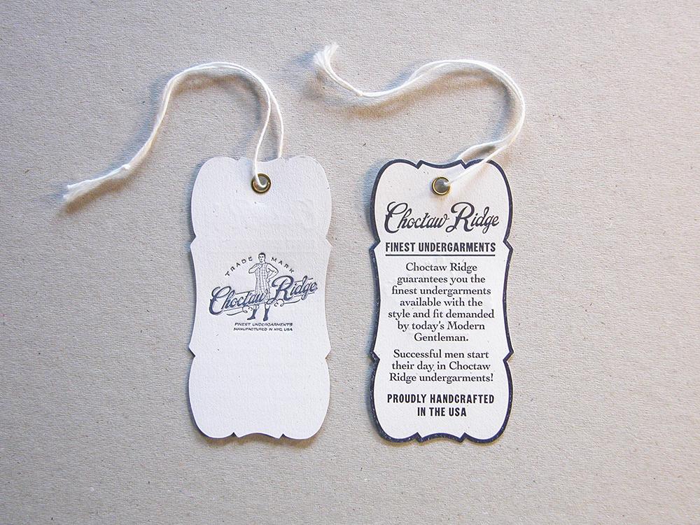 Custom Boutique Hang Tags UPrinting