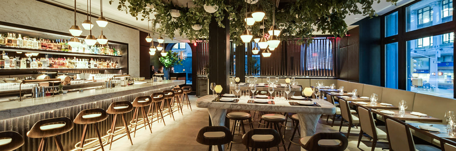 Nomad Restaurant Scarpetta New York Scarpetta S New Nomad Flagship Is Beautiful