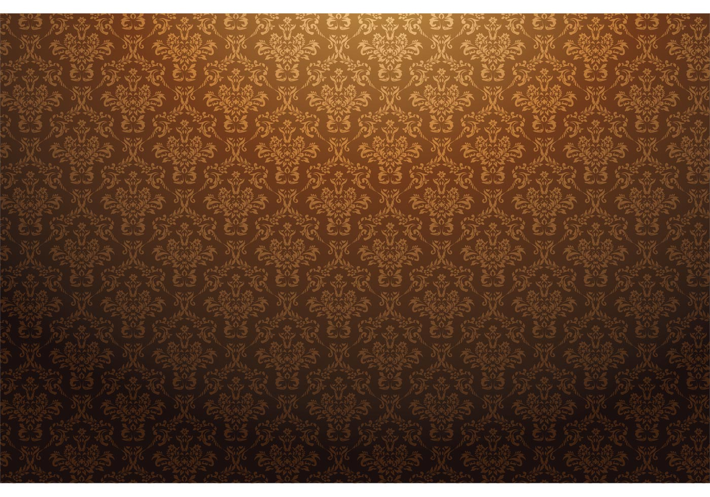 Victorian Wallpaper Black Free Damask Vector Pattern Download Free Vector Art