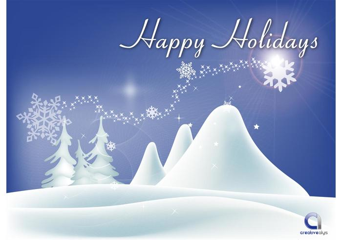 Vector Happy Holidays Wallpaper - Download Free Vector Art, Stock - free images happy holidays