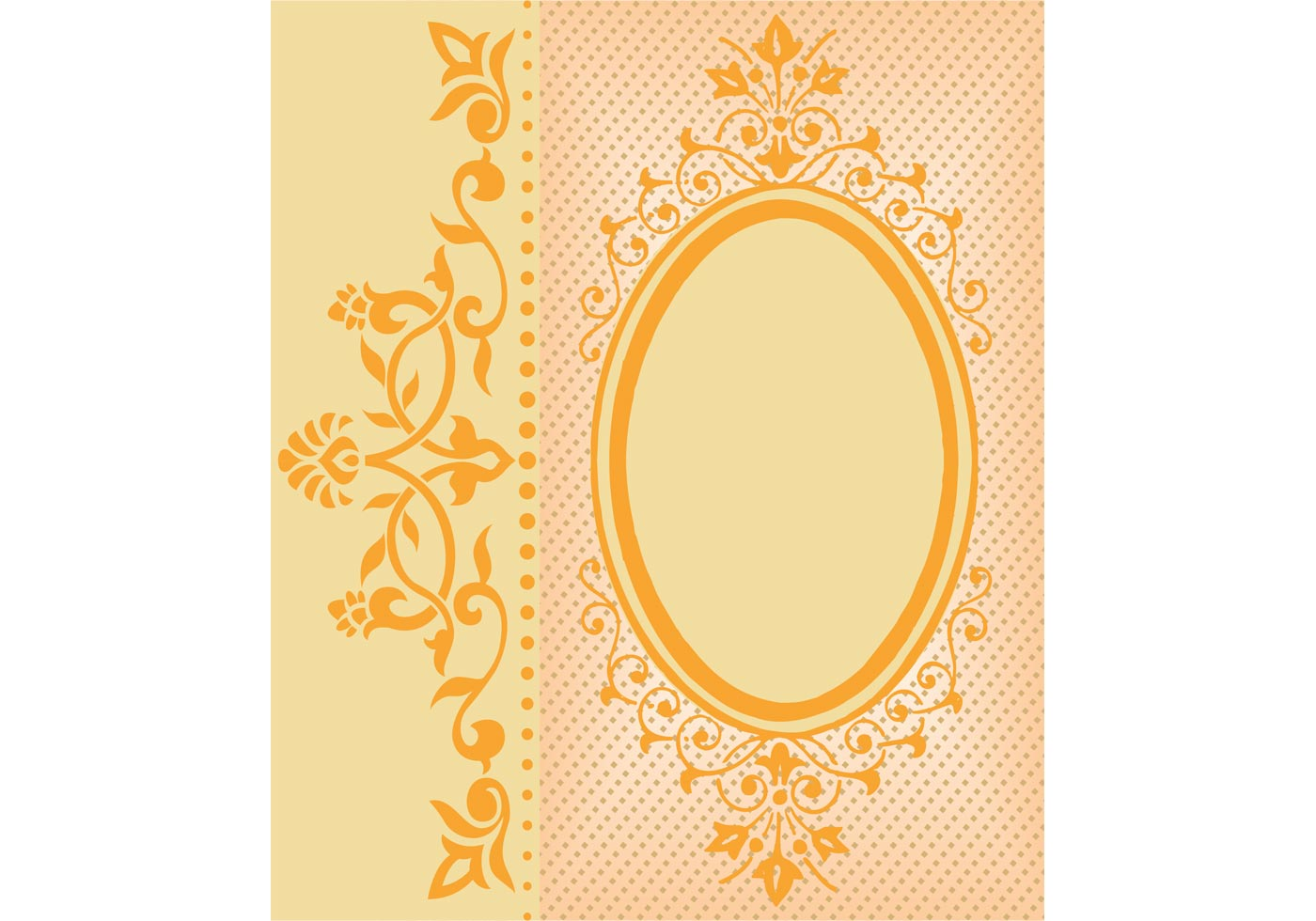 Vintage Background Vector Design 2 Free Vector Art From