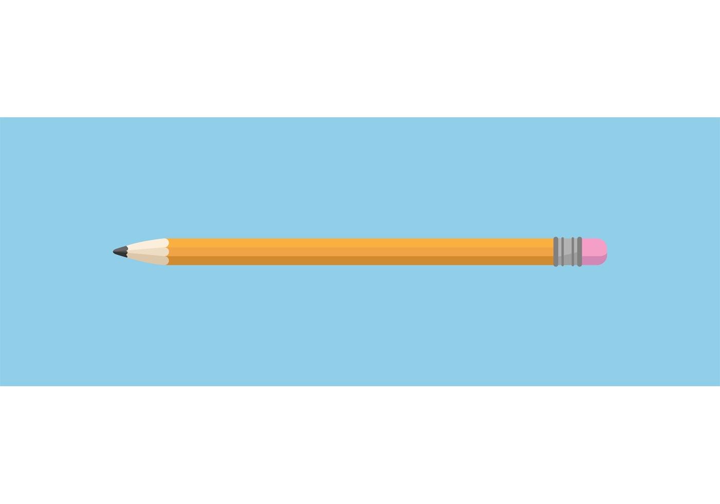 Pencil Vector Free Vector Art From Vecteezy