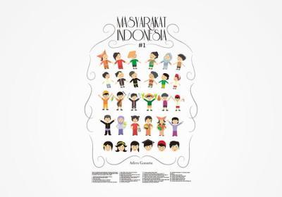 Masyarakat Indonesia - Download Free Vector Art, Stock ...